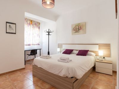 Photo for Malaga center apartment + parking, Marmoles B