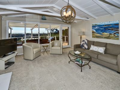 Photo for Charming Capitola Home With Amazing Ocean View Deck - Walk To Town
