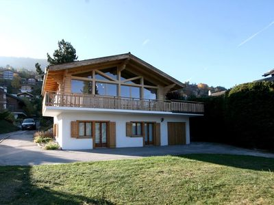 Photo for Nice chalet for 6 persons located in a quiet and sunny area , nearby the centre and commodities