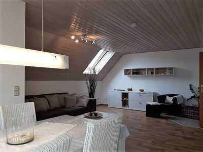 Photo for Modern and bright apartment with balcony, only 10 min. to Bayreuth