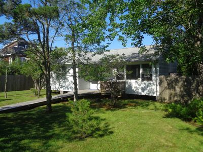 Photo for Classic, Peaceful, Family Living in Seaview.  Close to beach, bay, market, & OB.