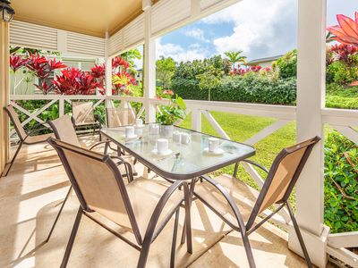 Photo for Home Away from Home!  33A Nihilani at Princeville - Sleeps 7