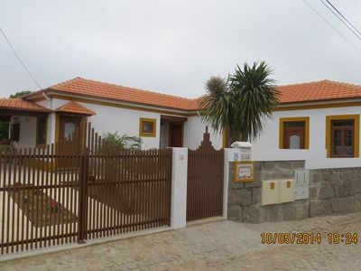 Photo for Casa da Avó, with private pool and beach 1km, up to 5 people, pets welcome