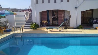 Photo for Villa Irene 8 * Two Storey apartment near the sea * Sandy Beach