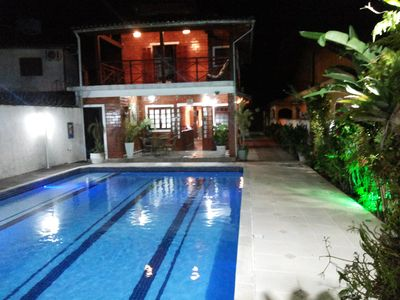 Photo for LINDO SOBRADO CAMBURI WITH SWIMMING POOL AND VERY GREEN - Whats (11) 9. 9104,3674