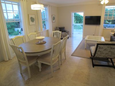 Photo for NEW!Fully Equipped w FREE Resort Access~Parking~Snorkles~Beach-Tennis~Playground
