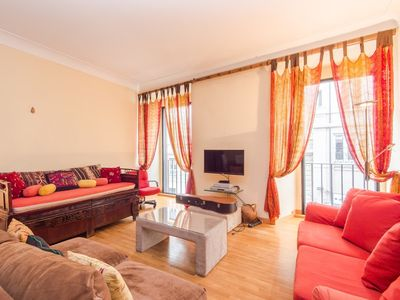 Photo for Apartment in the center of Rome with Internet, Air conditioning, Lift, Terrace (11149)