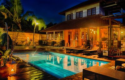 Photo for Exotic Private Pool Villa 4 Bedrooms Near KuDeta Beach