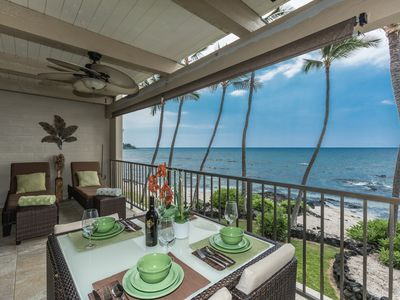 Photo for Updated Oceanfront Two Bedroom Condo