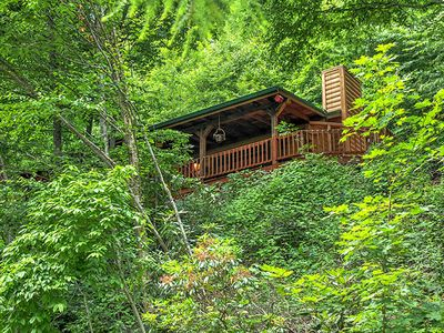 Photo for Peaceful and Relaxing Luxury Logs Cabin