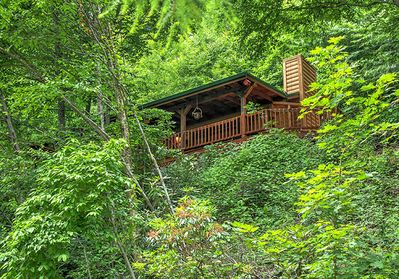 Come stay at our Luxury Logs Cabin if you are ready for some peace and quiet.