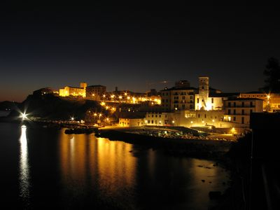 Photo for Terrace Piombino on the Tuscan archipelago