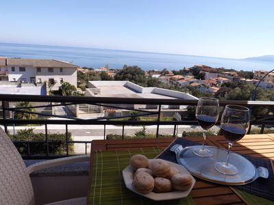 Photo for Cala Gonone Cozy House Sea View