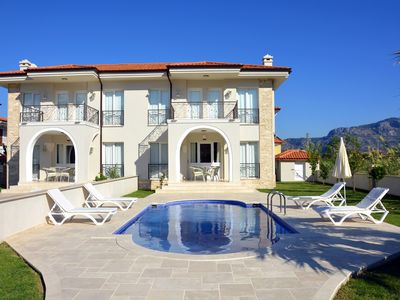 Photo for 2014 New Built Luxurious 2 Bedroom and 2 En-suite Villa with a Private Pool