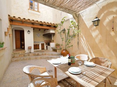Photo for Townhouse with nice terrace 5 minutes walking to main square