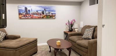 Photo for Private Basement Apt- Close to Downtown & Easy Ski Access out of Denver