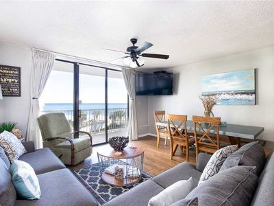 Photo for Seaside Beach & Racquet 4412: 3 BR / 2 BA condo in Orange Beach, Sleeps 10
