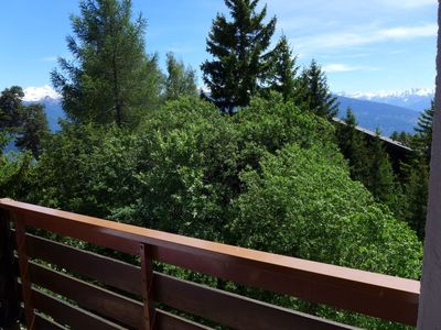 Photo for Apartment Violettes-Vacances A/B/C in Crans-Montana - 6 persons, 3 bedrooms