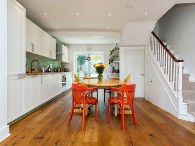 Photo for 3 bed family home near vibrant Dalston and Islington (Veeve)
