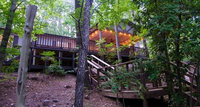 Photo for Two Rivers: Sleeps 8, Hot Tub, Pool Table w/wet bar, Pet Friendly, Gas Fireplace