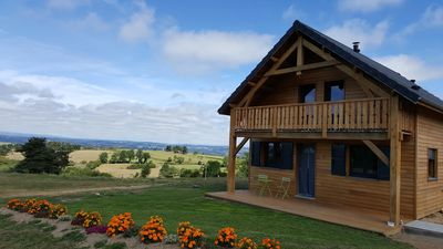 Photo for A CHALET IN THE COUNTRYSIDE
