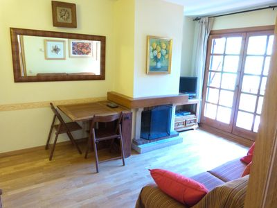 Photo for 2 rooms apartment, 250m from the gondola and near the center