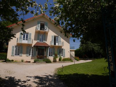 Photo for beautiful cottage in the LACS and CASCADES DU HERISSON
