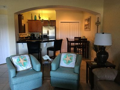 Photo for Best of Both Worlds*Free Golf/Swim*4 miles to Beach*Close 2Shopping/Amusement Pa