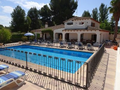 Photo for 8BR Villa Vacation Rental in Castella, Alicante