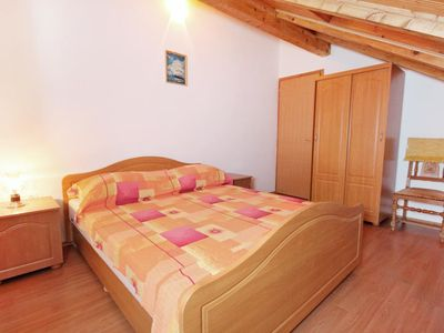 Photo for Two bedroom apartment with terrace and sea view Vrsi - Mulo (Zadar)
