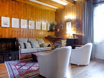 Photo for Apartment Les Charmoz in Chamonix - 6 persons, 2 bedrooms