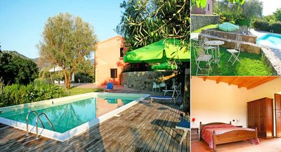 Photo for Farm holidays with pool in Sicily, among the Nebrodi's park and close to the sea