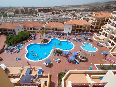 Photo for 2BR Apartment Vacation Rental in Los Cristianos, CN