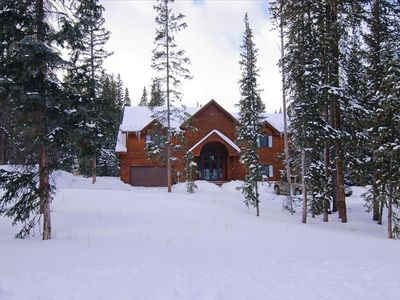 Photo for Day Dream! This House Rocks! Views, Privacy, Convenience, Location, Moose