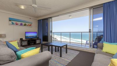 Photo for Peninsula Level 21 Sensational Sea & Beach views