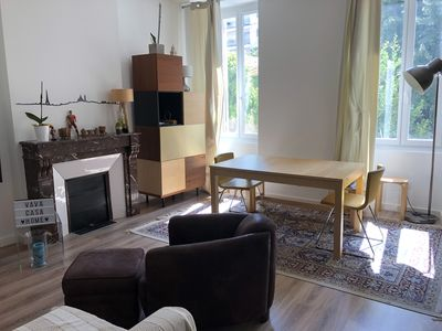 Photo for Air-conditioned apartment in the heart of Marseille