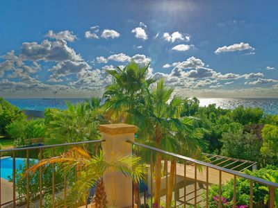 Photo for Luxury Villa, Free Sea View, Free Wi-Fi, Great Location