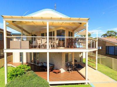 Photo for Polly's Escape - Main House + Cottage, Vincentia - 4pm Check Out Sundays