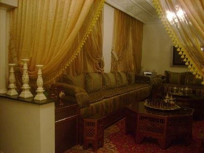 Photo for QUALITY AGADIR CITY APARTMENT WITH PRIVATE GARDEN & PRIVATE ENTRANCE