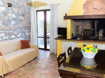 Photo for Holiday apartment Roselle for 2 - 4 persons with 1 bedroom - Farmhouse