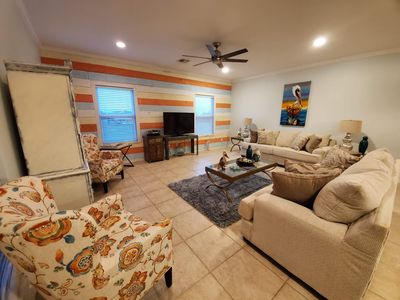 Photo for 1432 SQ FT beach home We strive for 5 stars!! Cleanliness is top priority!!!