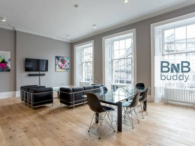 Photo for Huge 5* Georgian Apartment - Great Location
