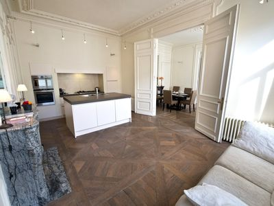 Photo for Vieux Lille, elegant and furnished flat