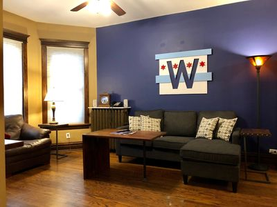 Photo for Wrigleyville Private Guesthouse