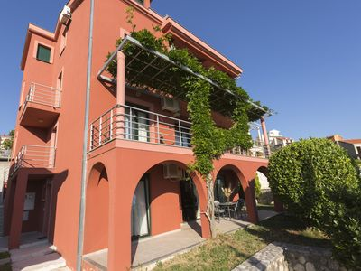 Photo for 4 APT IN ONE BUILDING NEAR DUBROVNIK, RED HOUSE