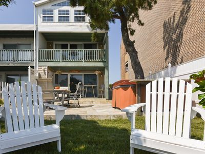 Photo for Lovely bay front townhome for rent located in Ocean City, Maryland