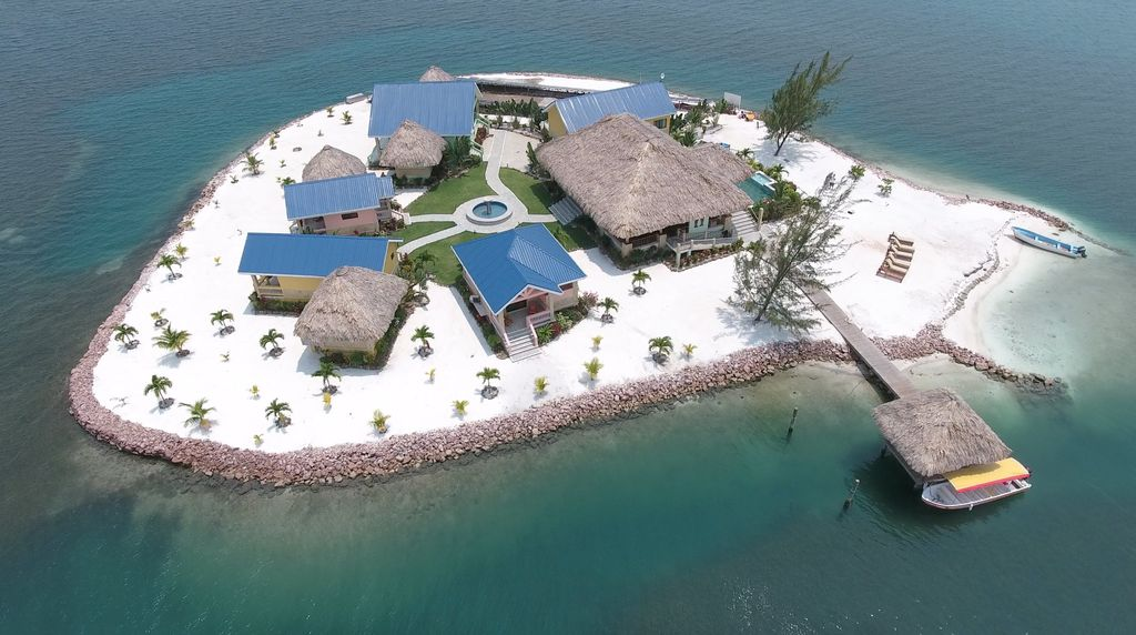 Exclusive PRIVATE ISLAND Custom Home Minute VRBO - 10 private islands you can own today