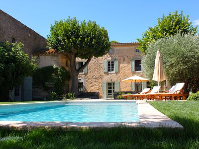 Photo for House with lots of charm and large pool