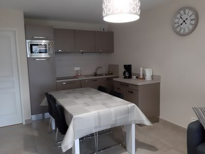 Photo for RECENT SPACIOUS APARTMENT QUIET NEAR CURES AND TRADE OF LUCHON