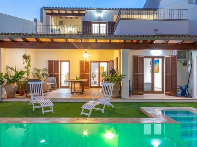 Photo for Holiday house with pool, air conditioning, free internet WIFI, 3 bedrooms